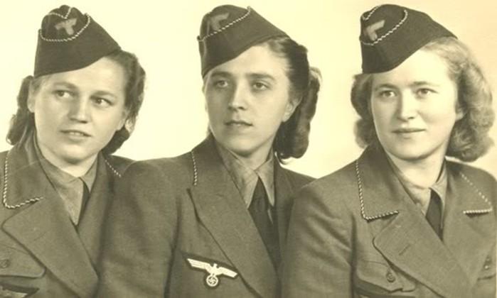 Какие женщины воевали в немецкой армии против Советского Союза