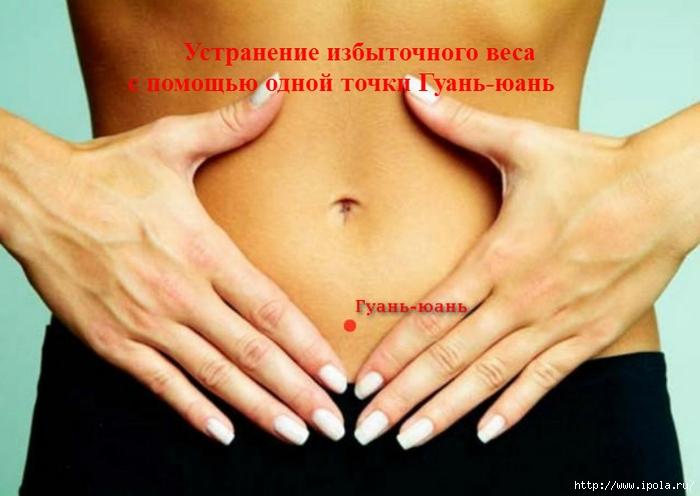 """alt=""""Устранение избыточного веса с помощью одной точки Гуань-юань""""/2835299_Ystranenie_izbitochnogo_vesa_s_pomoshu_odnoi_tochki_Gyanuan (700x496, 195Kb)"""