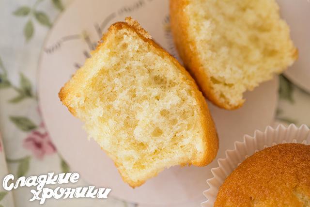 Рецепты теста для кексов в формочках