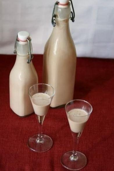 ликер irish cream рецепт