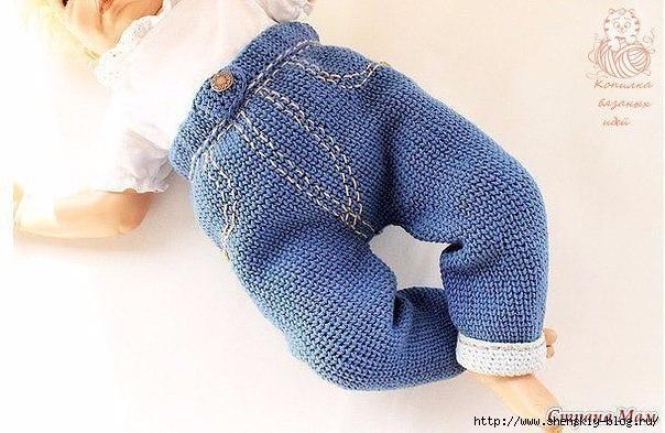 Одежда для малыша своими руками