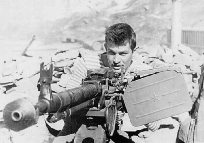Подвиги советских воинов в Афганистане