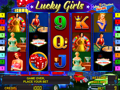 1. Lucky Girls (400x300, 249Kb)