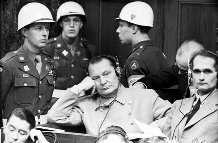 Почему Нюрнбергский трибунал осудил не всех нацистов