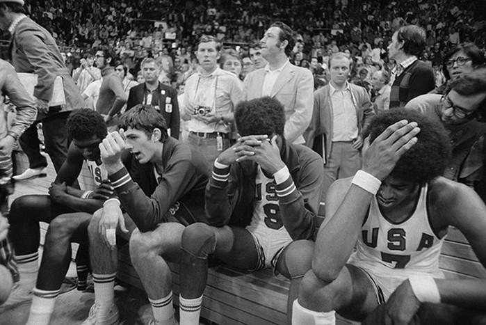 10 величайших моментов в истории олимпийских баскетбольных турниров