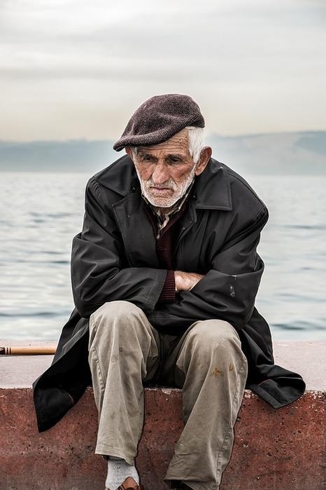 старик (466x700, 81Kb)
