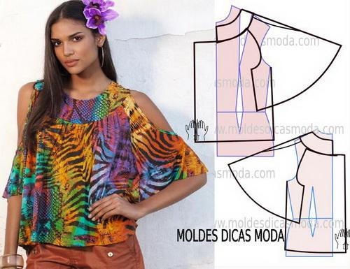 блуза (500x385, 89Kb)