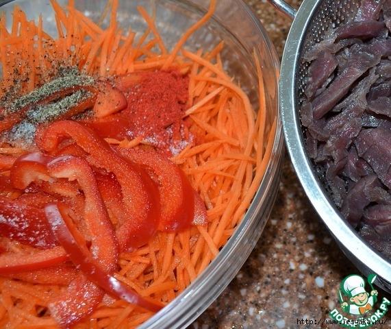 мясо хе из свинины рецепт с фото