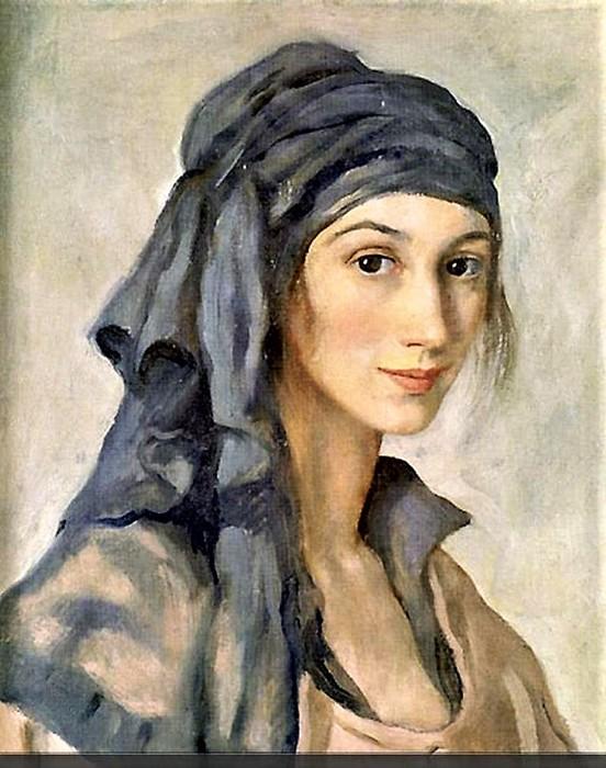 Автопортрет       1920-е (552x700, 104Kb)