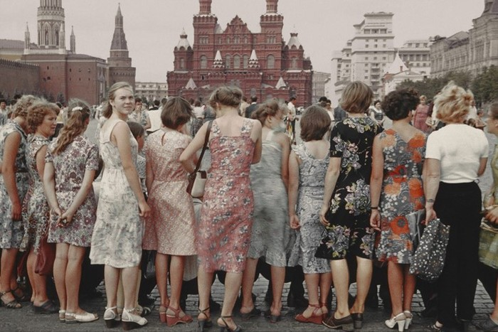 Каким был эталон женской фигуры в Советском Союзе