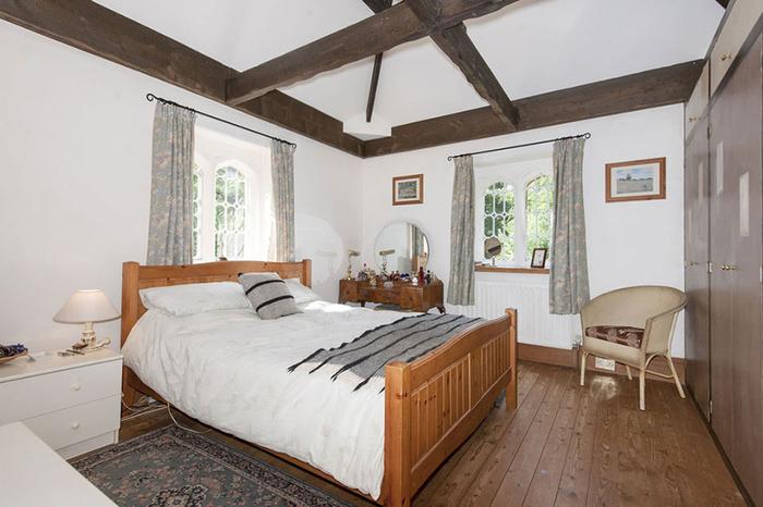 самый маленький замко великобритании Molly's Lodge 4 (700x466, 299Kb)