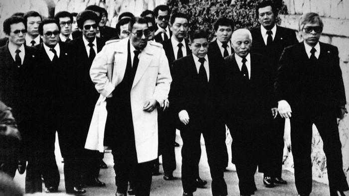 Грозная и жестокая Якудза   японская организованная преступность