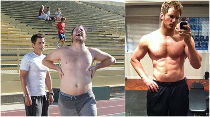 Ужасные примеры, как знаменитые актеры Голливуда резко меняли свой вес