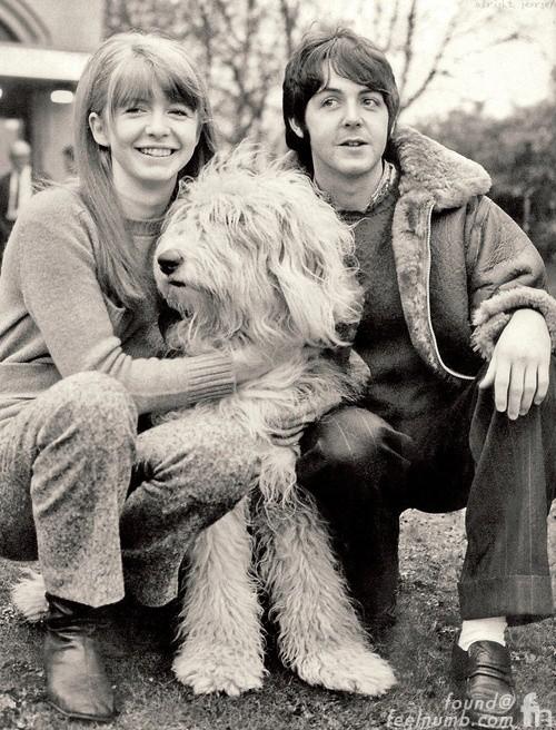Martha  Paul McCartney Jane Asher