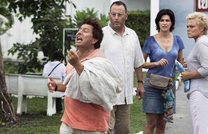 «Папаши без вредных привычек»- французская комедия осемейных ценностях
