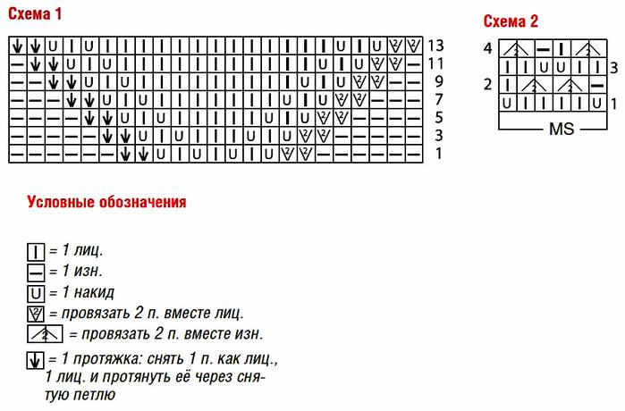 dvuhcvetnyy-dzhemper-azhurnymi-rukavami-scheme-vyazanie-spicami-dlya-zhenshchin-kofty-spicami_0 (700x460, 171Kb)