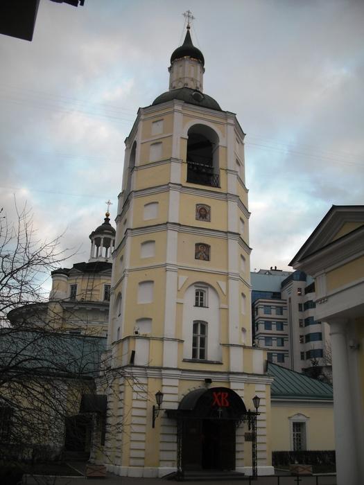 Православный храм (525x700, 126Kb)