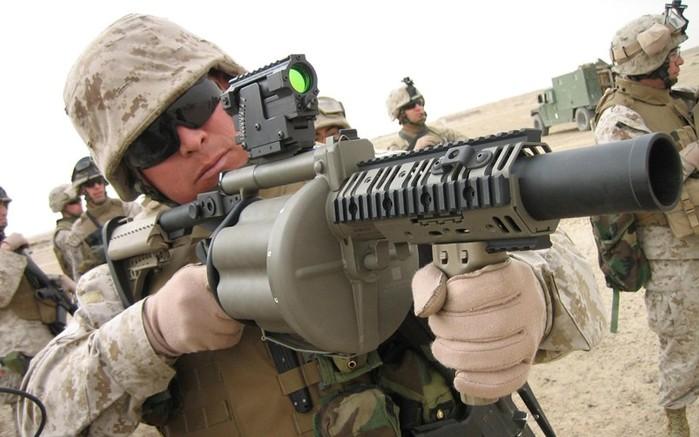 Самые лучшие современные гранатометы разных армий мира