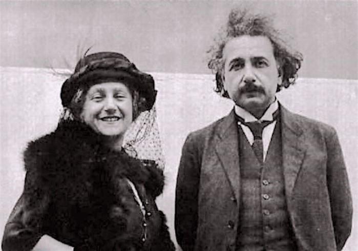 Русская любовница Альберта Эйнштейна: история жизни Маргариты Коненковой