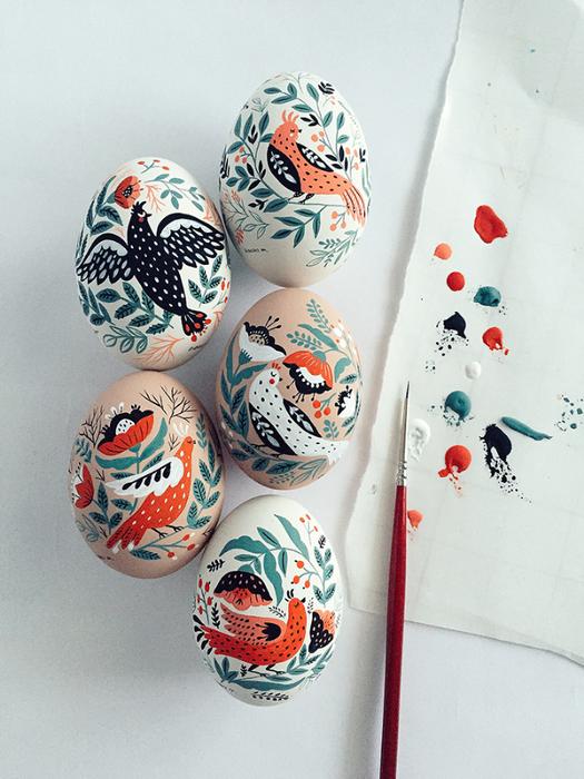 пасхальная роспись яиц фото 5 (525x700, 475Kb)
