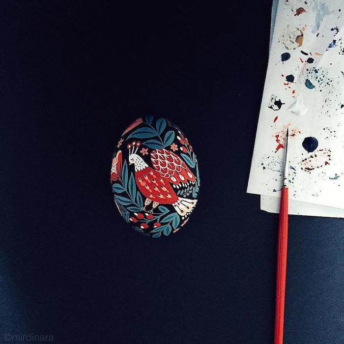 пасхальная роспись яиц фото 7 (700x700, 301Kb)