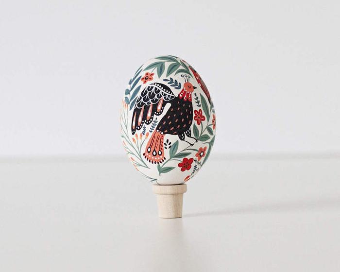 пасхальная роспись яиц фото 9 (700x560, 150Kb)