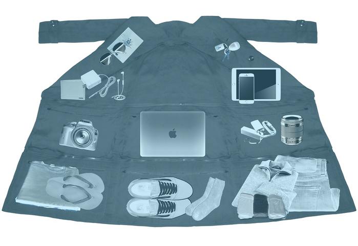 одежда для путешественников Airport Jacket 1 (700x481, 167Kb)