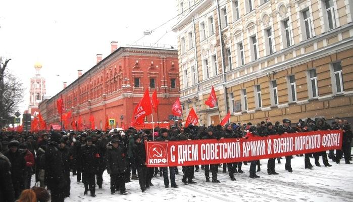 С Днём Советской Армии (700x400, 129Kb)