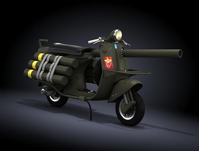 Стимпанк отдыхает! Худшие военные изобретения в истории