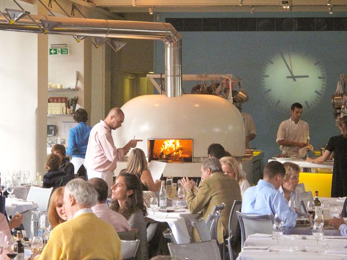 ресторан The River Cafe лондон 2 (700x525, 493Kb)