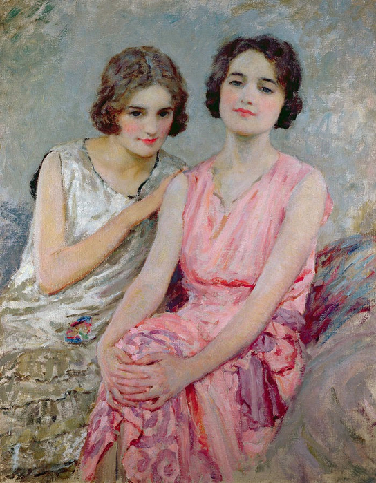 William Henry Margetson Tutt'Art @ (41) (544x700, 490KB)