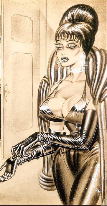illustrations by Bill Ward3- (363x700, 334Kb)