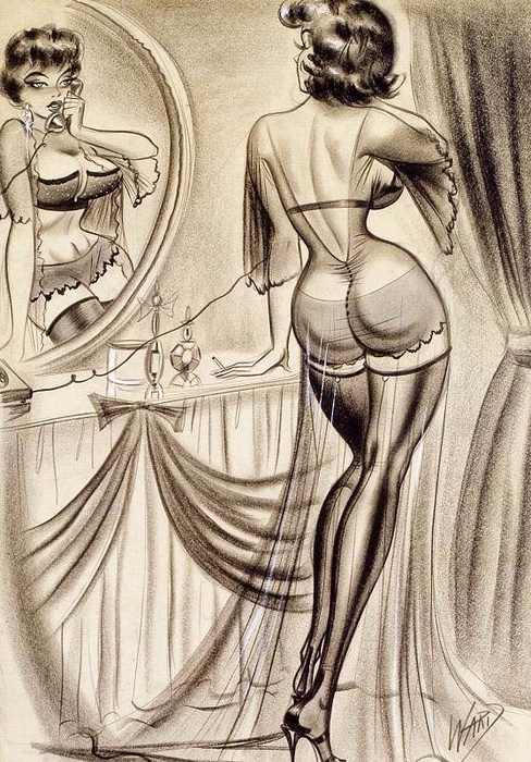 illustrations by Bill Ward3а (488x700, 399Kb)