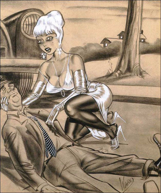 illustrations by Bill Ward4а (550x659, 315Kb)
