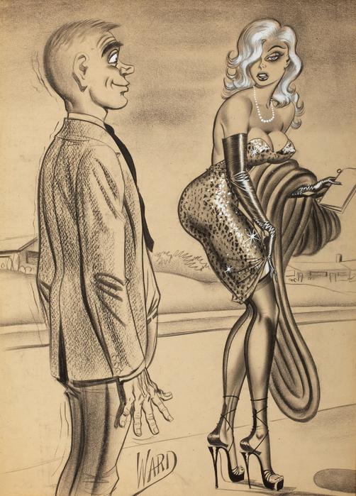 illustrations by Bill Ward4л (502x700, 428Kb)