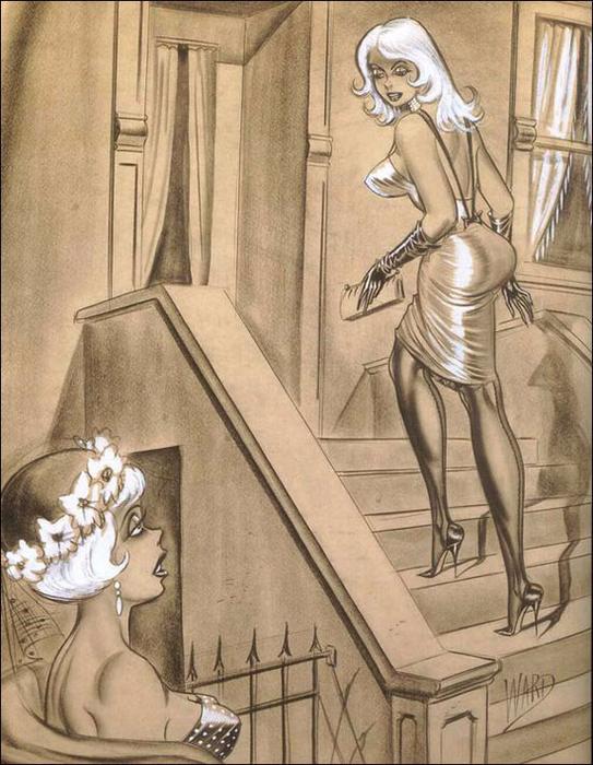 illustrations by Bill Ward5а (543x700, 396Kb)
