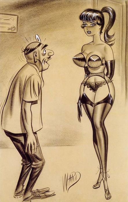 illustrations by Bill Ward5к (442x700, 311Kb)