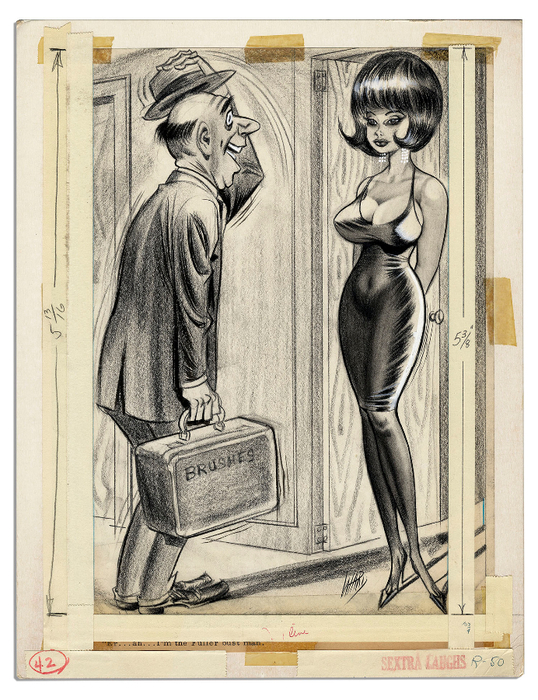 illustrations by Bill Ward9 (538x700, 459Kb)