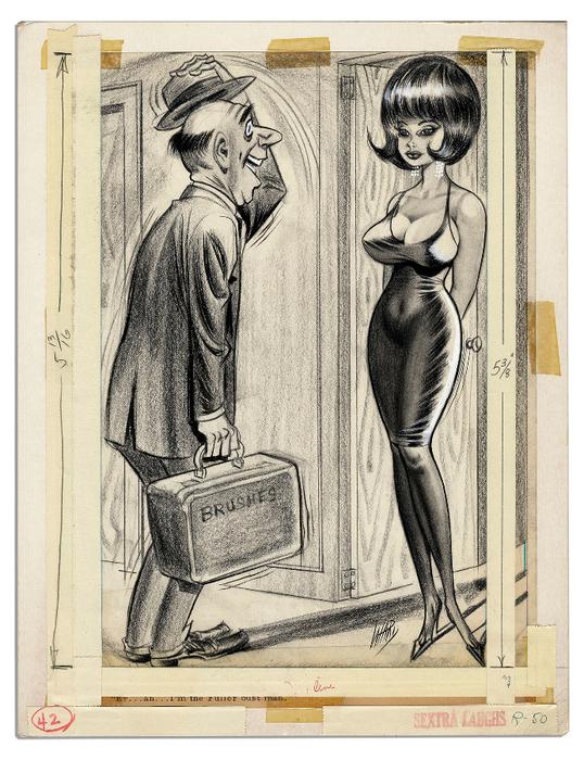 illustrations by Bill Ward9 (538x700, 459Kb)