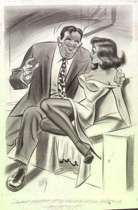 illustrations by Bill Ward15 (460x700, 309Kb)