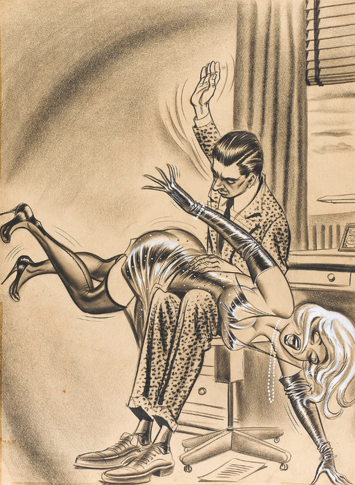 illustrations by Bill Ward19 (512x700, 552Kb)