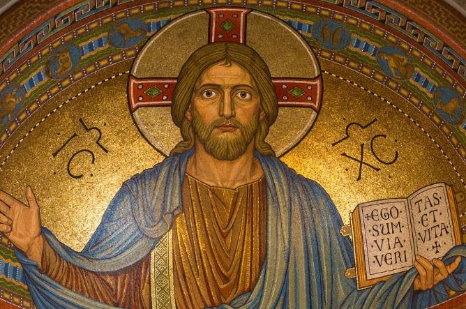 Христос рыба_1 (668x443, 907Kb)