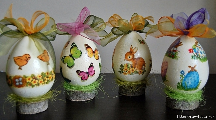 Пасхальный декор. Красивые идеи к празднику (4) (700x389, 219Kb)