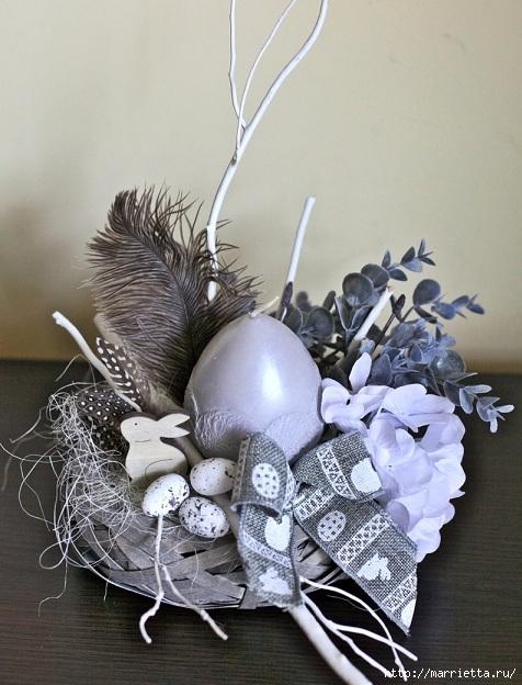 Пасхальный декор. Красивые идеи к празднику (10) (476x624, 217Kb)