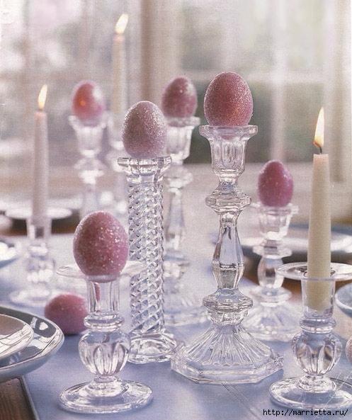 Пасхальный декор. Красивые идеи к празднику (14) (497x593, 179Kb)