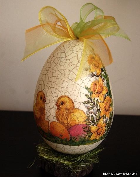 Пасхальный декор. Красивые идеи к празднику (16) (477x604, 187Kb)