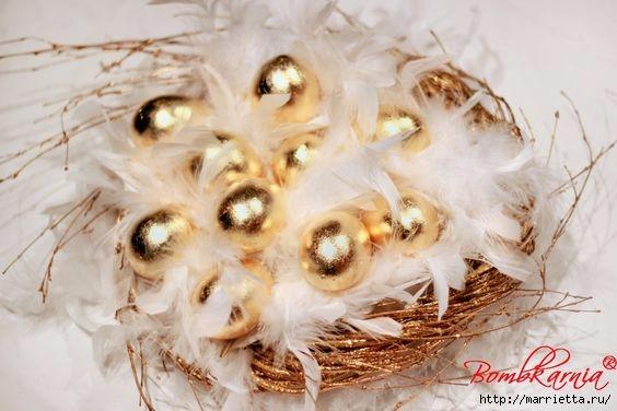 Пасхальный декор. Красивые идеи к празднику (20) (564x376, 122Kb)