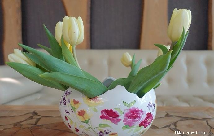 Пасхальный декор. Красивые идеи к празднику (24) (691x439, 168Kb)