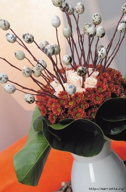 Пасхальный декор. Красивые идеи к празднику (26) (428x652, 147Kb)