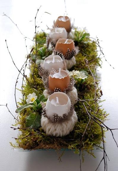 Пасхальный декор. Красивые идеи к празднику (28) (398x576, 228Kb)